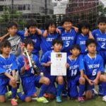 【最終結果】第35回ハトマークフェアプレーカップ4年生大会 第8ブロック予選