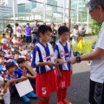 【最終結果】バーモントカップ第27回全日本少年フットサル大会 東京都予選 第8ブロック予選