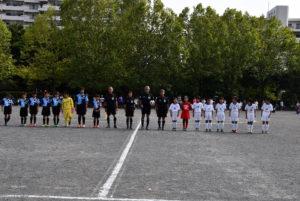 第38回ハトマークフェアプレーカップ東京都4年生サッカー大会 第8ブロック予選