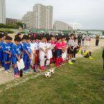 【最終結果】第38回ハトマークフェアプレーカップ東京都4年生サッカー大会 第8ブロック予選