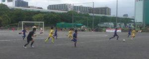 第31回JA東京カップ5年生サッカー大会 第8ブロック予選